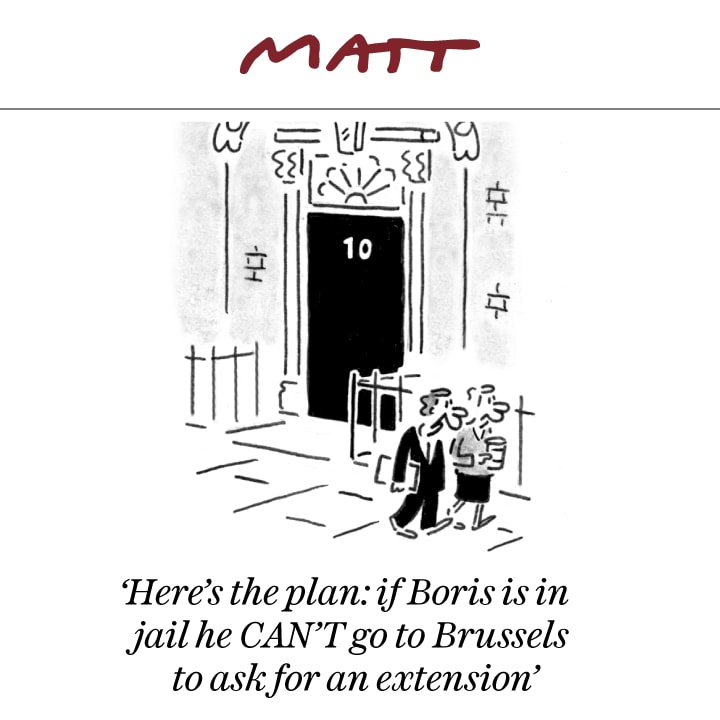 Boris Johnson en prison!, le 12 septembre 2019 – Retranscription | Blog de Paul Jorion