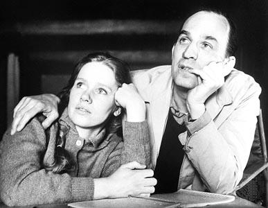 Ingmar Bergman et Liv Ullman