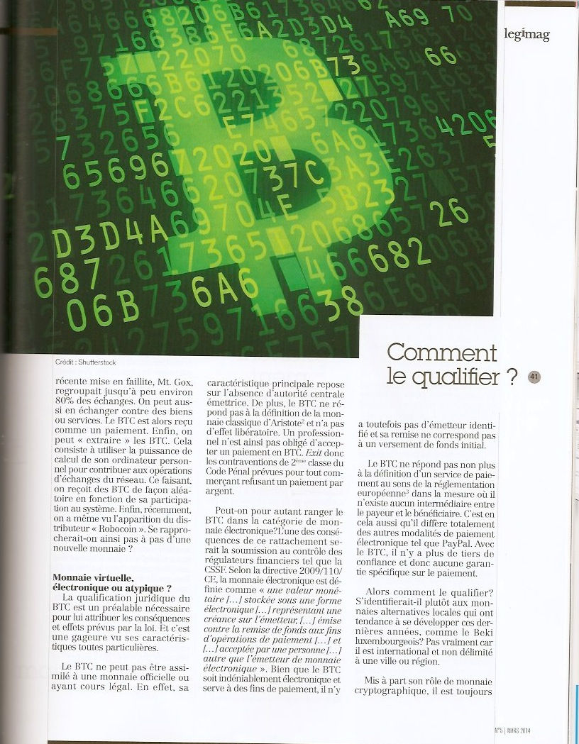 Bitcoin LX 1