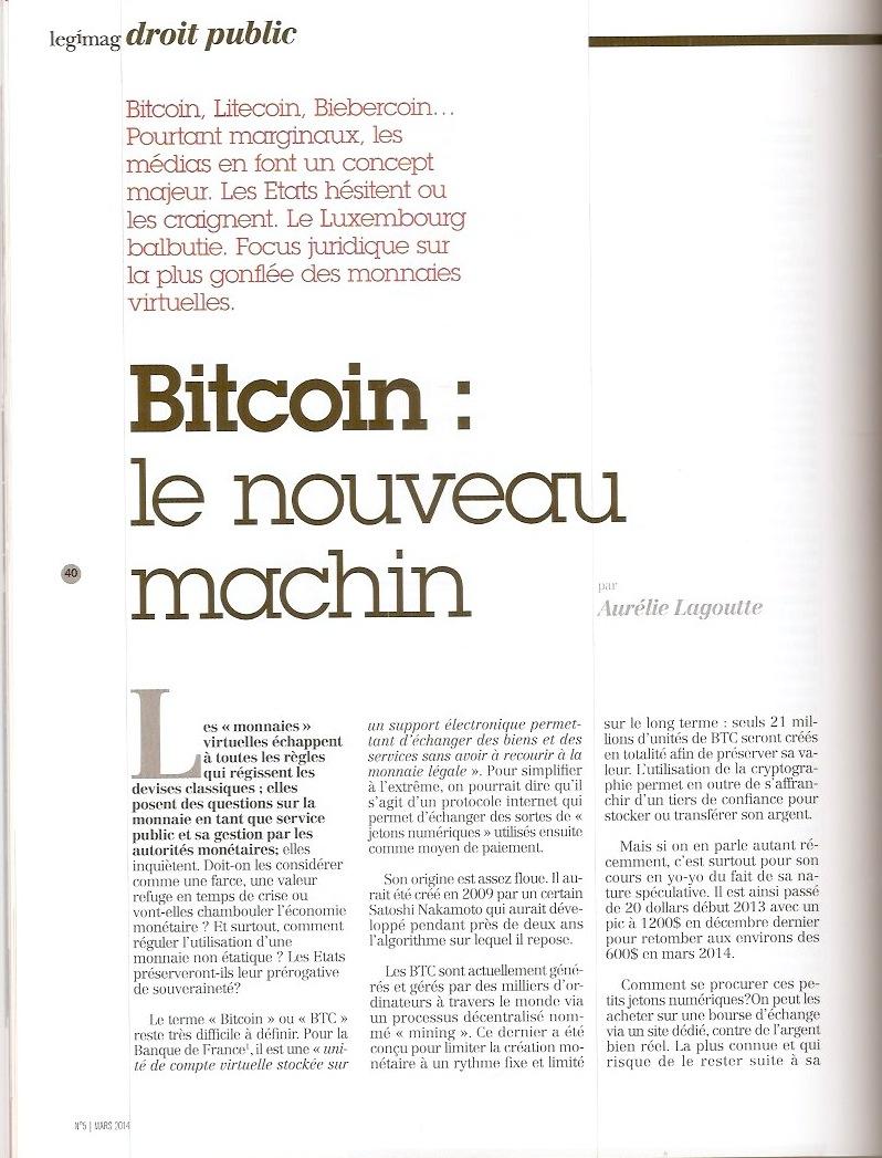 Bitcoin LX
