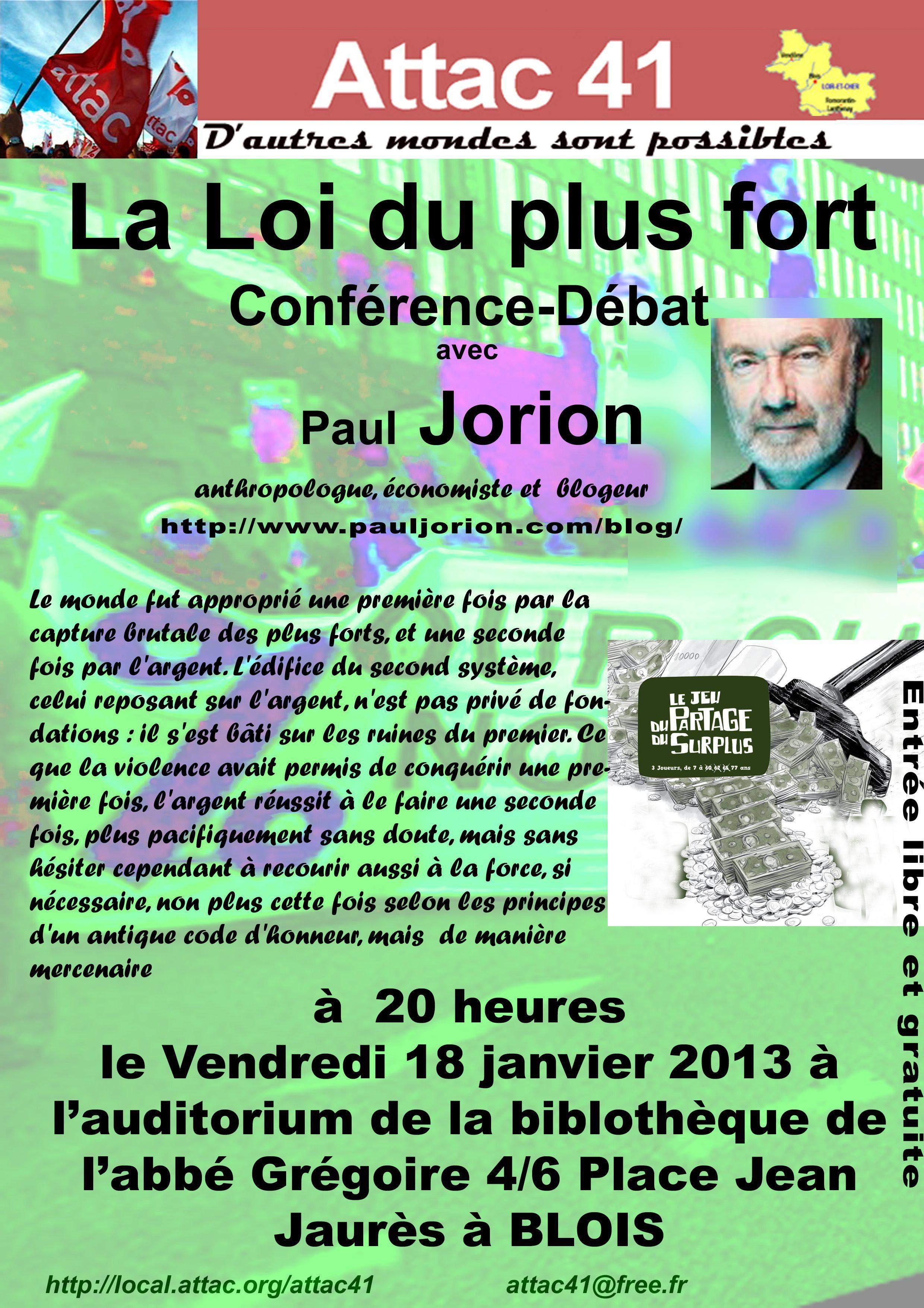 Blois 18 janvier