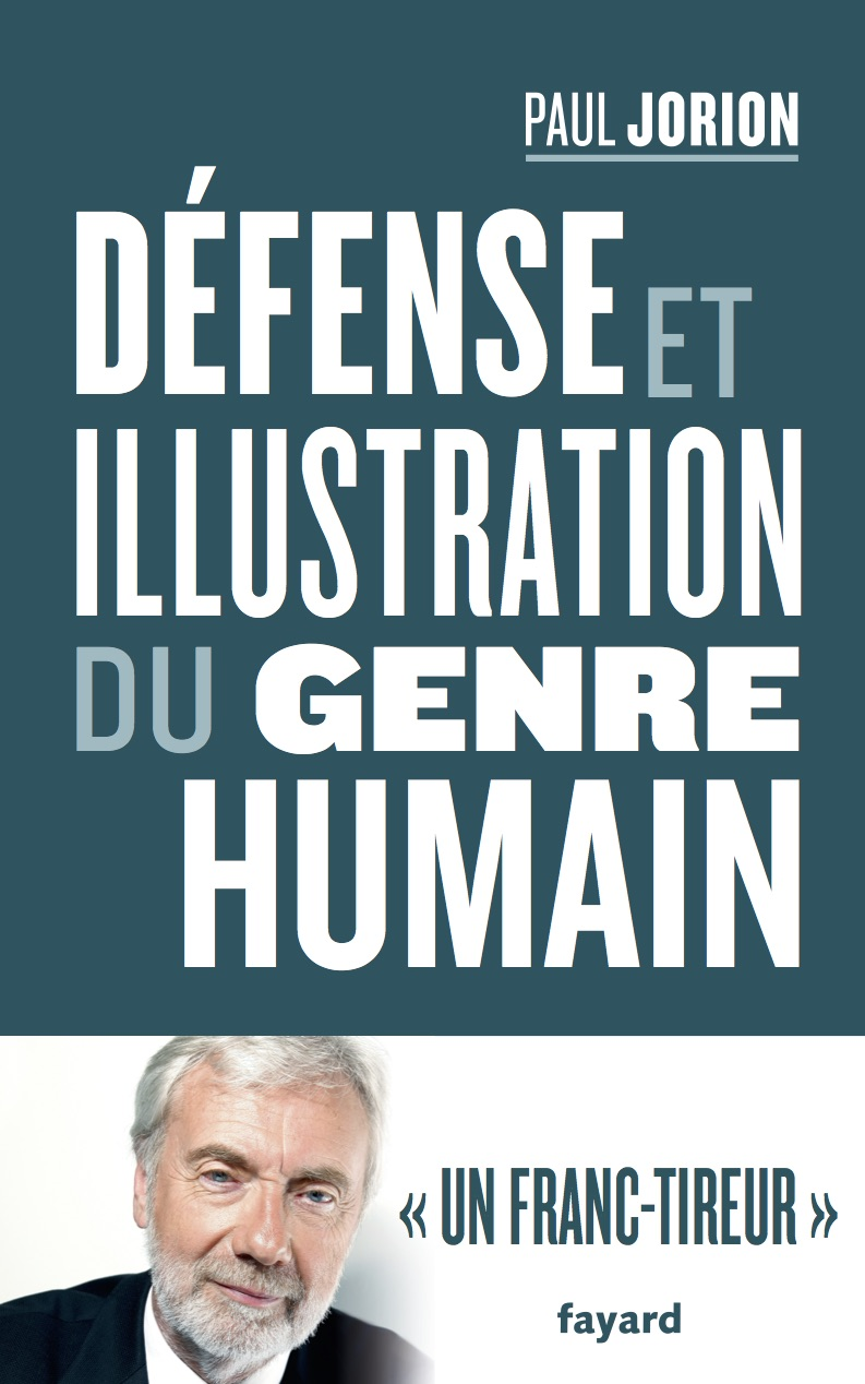 Défense et illustration du genre humain