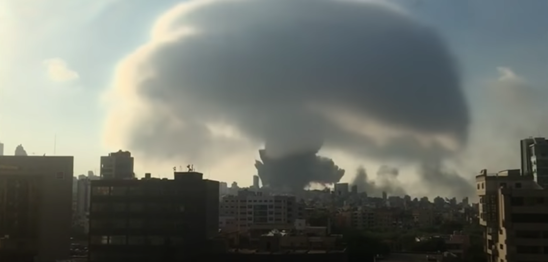 Explosion à Beyrouth – L'avis des spécialistes?
