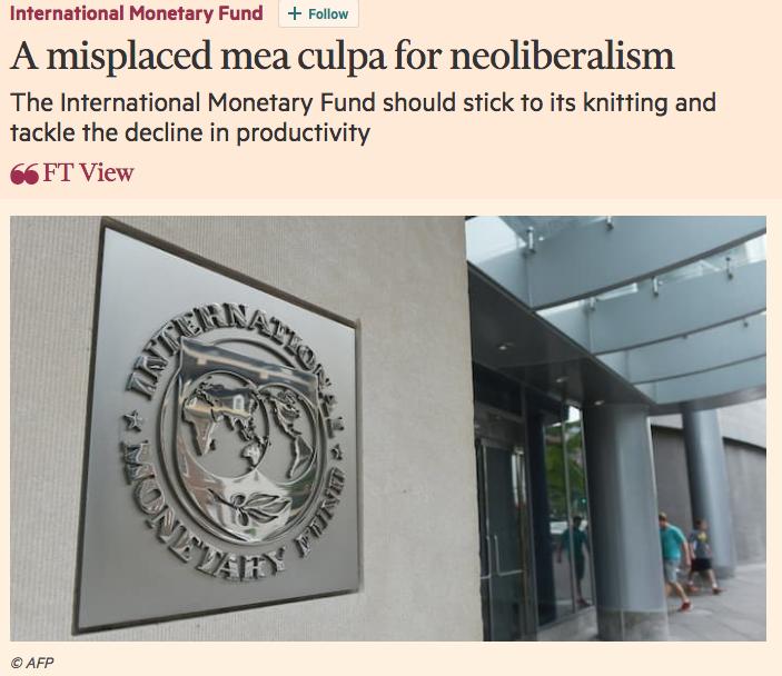 FT IMF