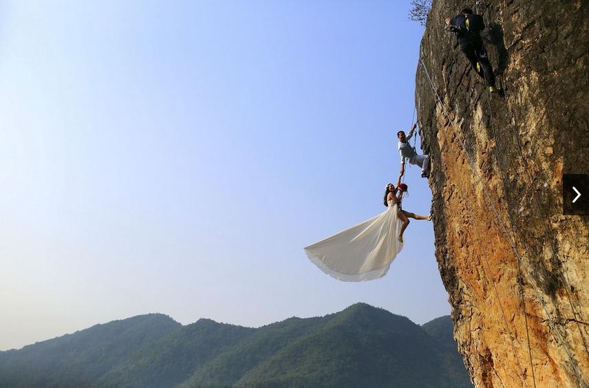 L'avenir du mariage