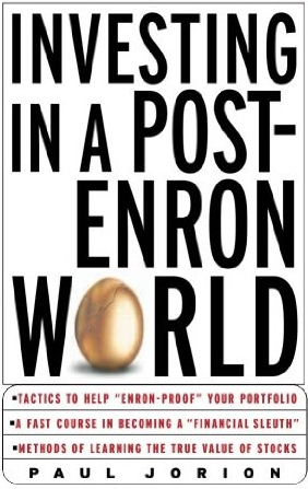 Post-Enron World