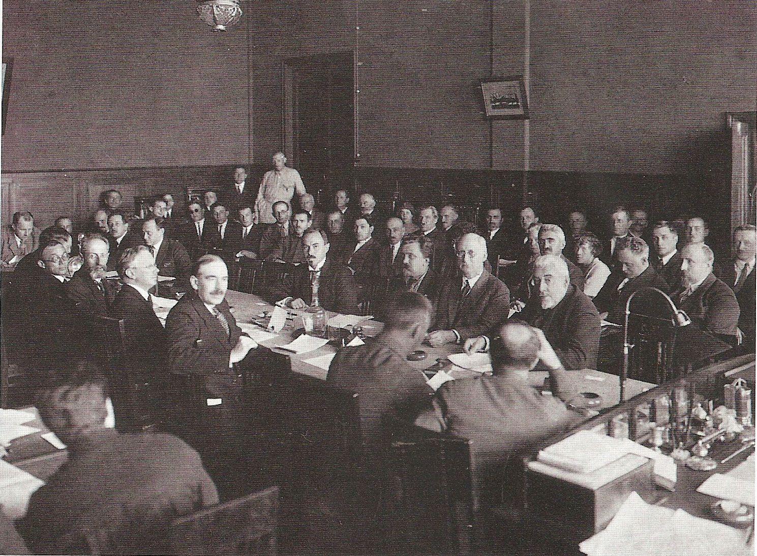 Académie des sciences, Moscou 1925