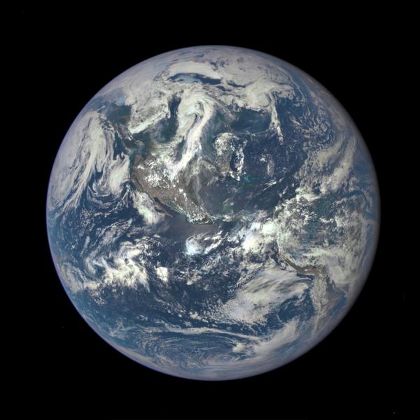 Terre NASA