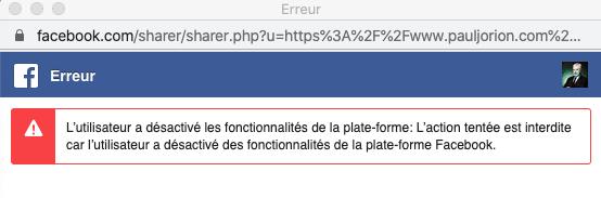 Je n'ai plus accès à ma page facebook. Quelqu'un peut-il m'aider ?