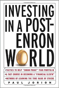 Investing a Post Enron World